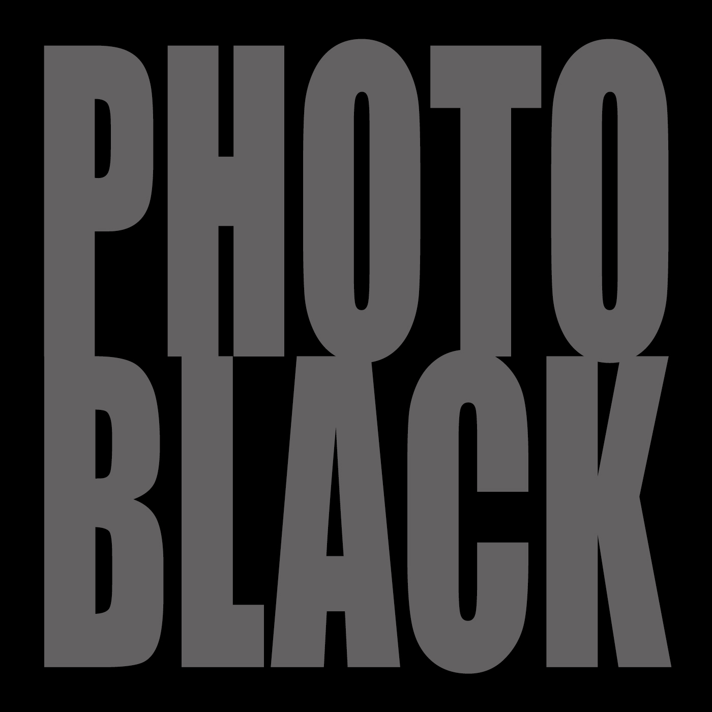 Photo Black